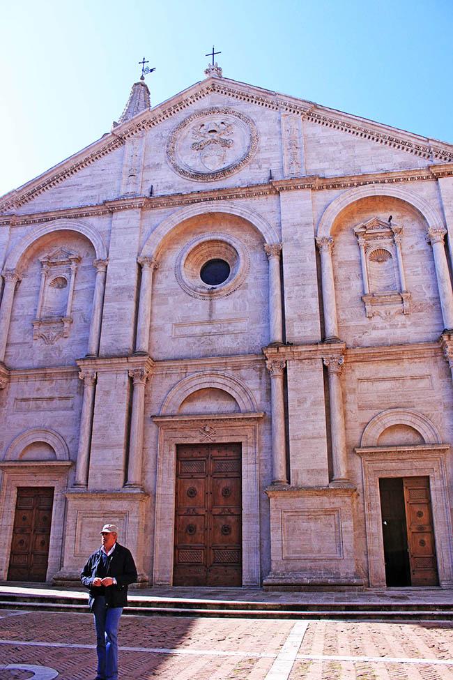 cattedrale dell'Assunta a Pienza