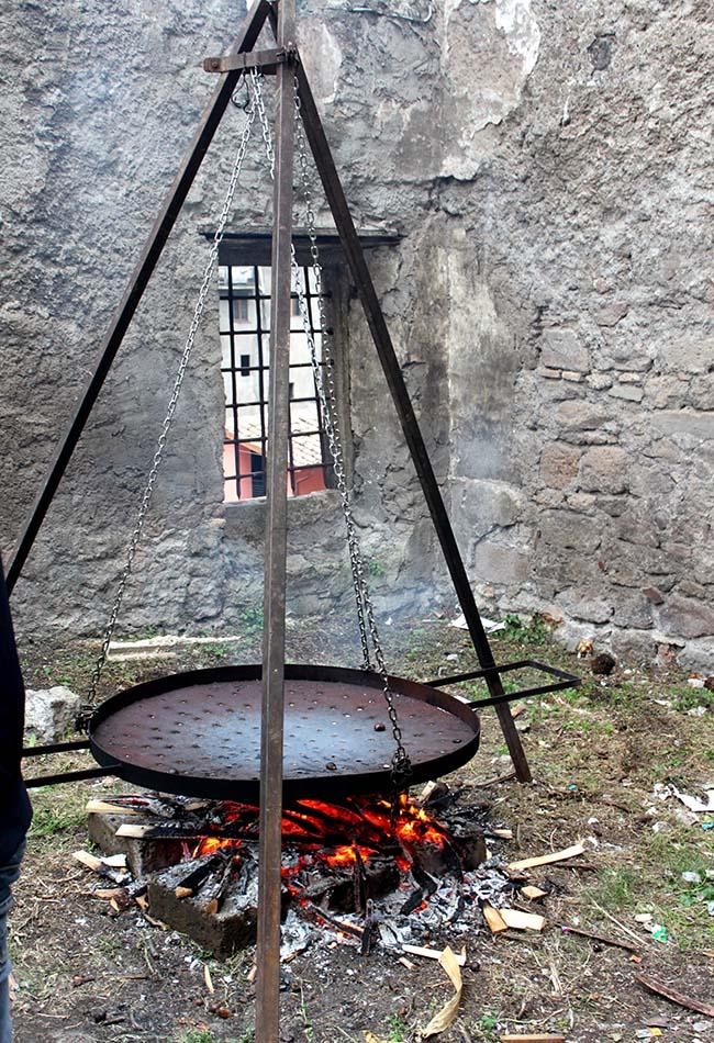cottura caldarroste