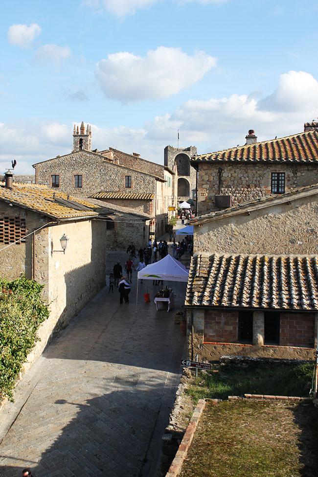scorcio Monteriggioni