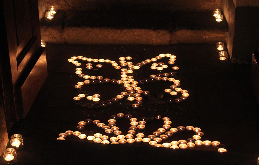Magia nella Tuscia: la notte delle candele di Vallerano