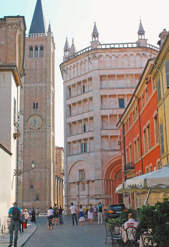 centro di Parma