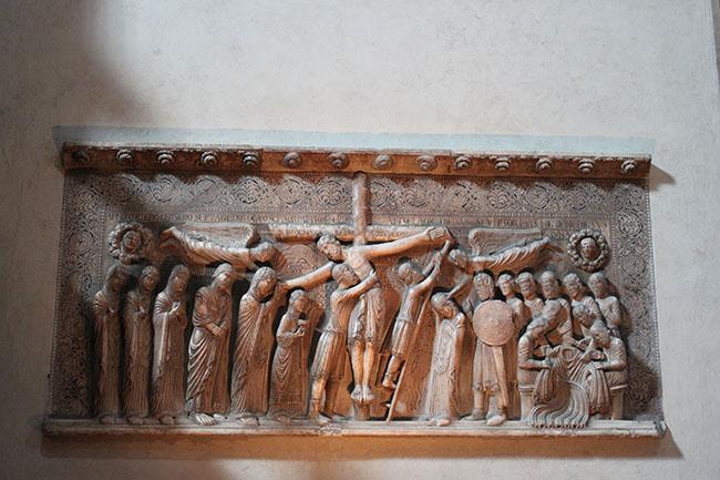 deposizione di Benedetto Antelami