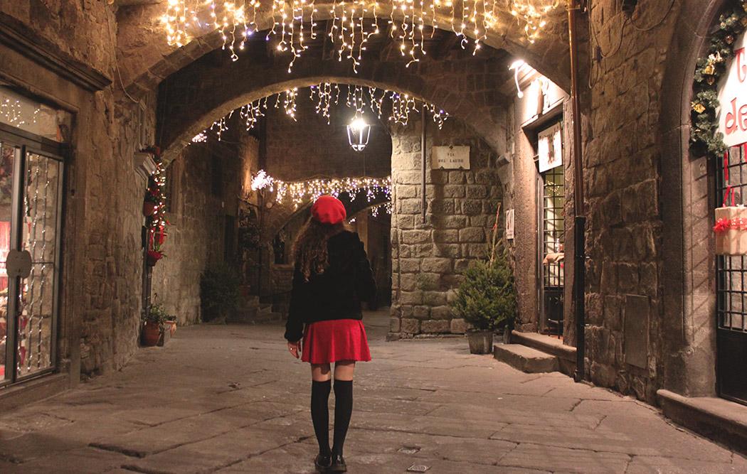 Caffeina Christmas Village: la magia del Natale a Viterbo