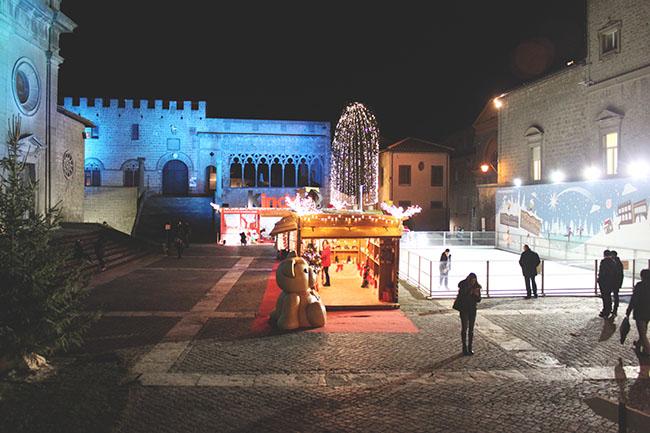 Piazza del Duomo a Viterbo