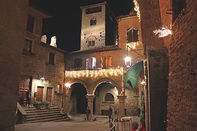 Quartiere San Pellegrino a Viterbo