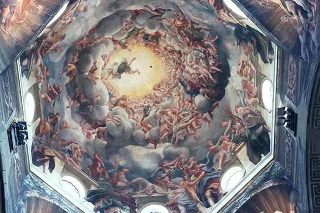 cupola del Corregio