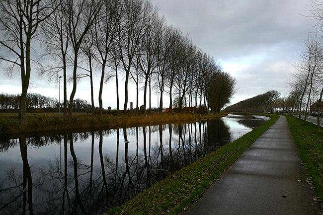 canale Bruges