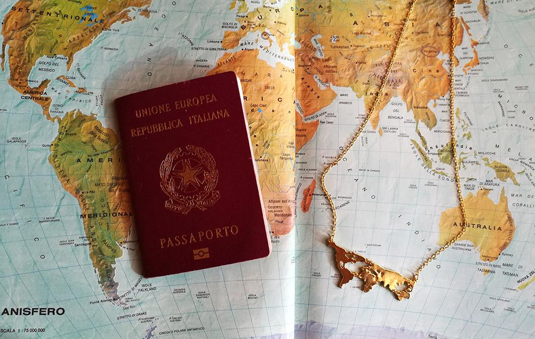 Idee regalo per una viaggiatrice