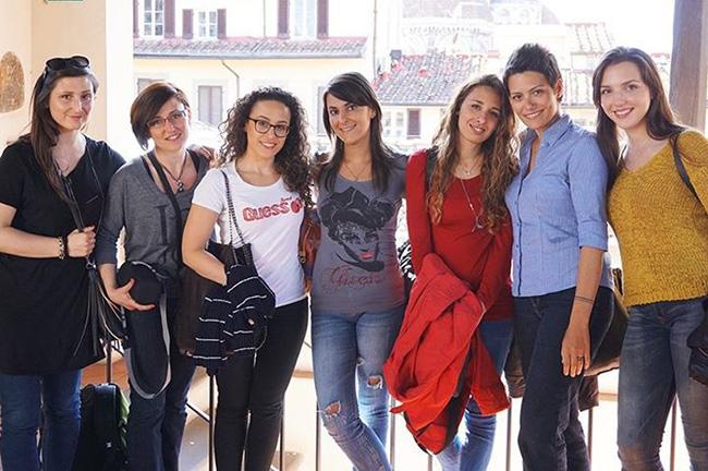 incontro Viaggio da sola perché a Firenze