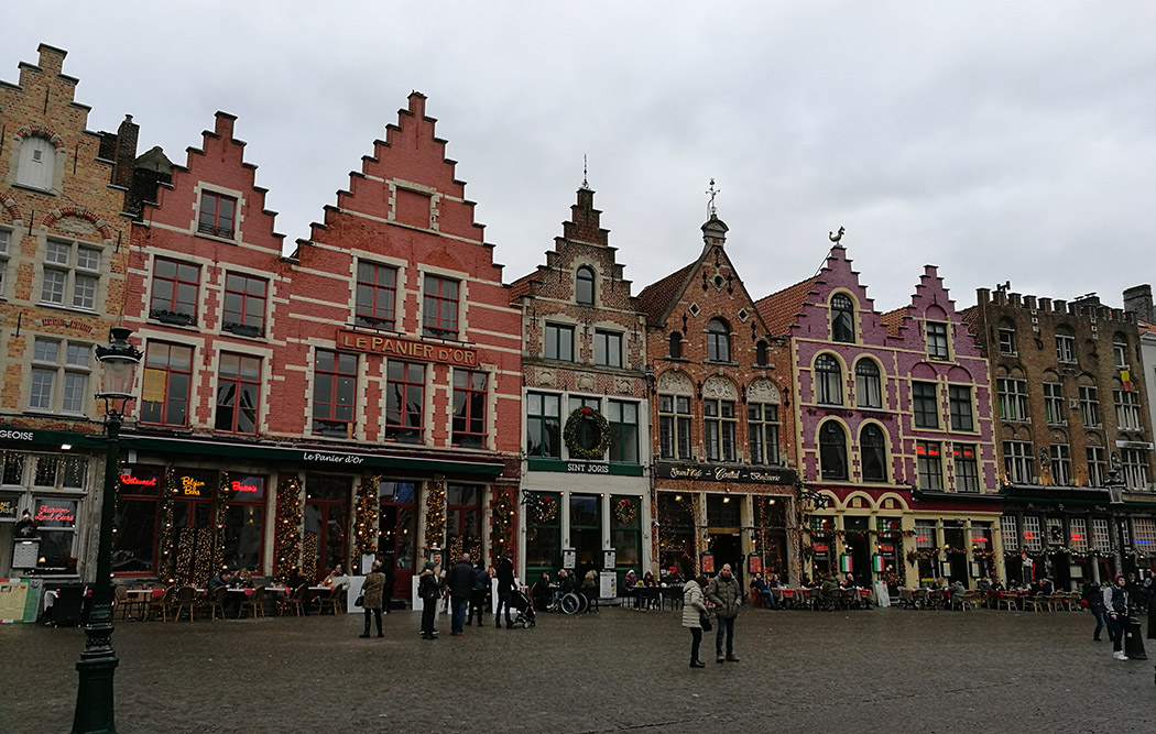 Suggestioni di un viaggio a Bruges e Bruxelles (video)