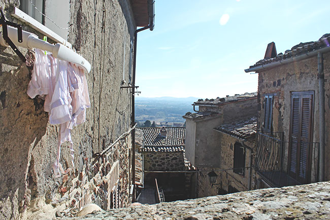 scorcio di Torre Alfina