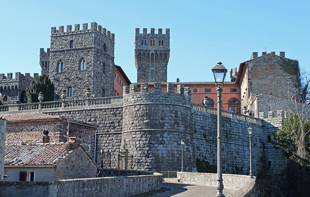 Torre Alfina e il Bosco di Biancaneve