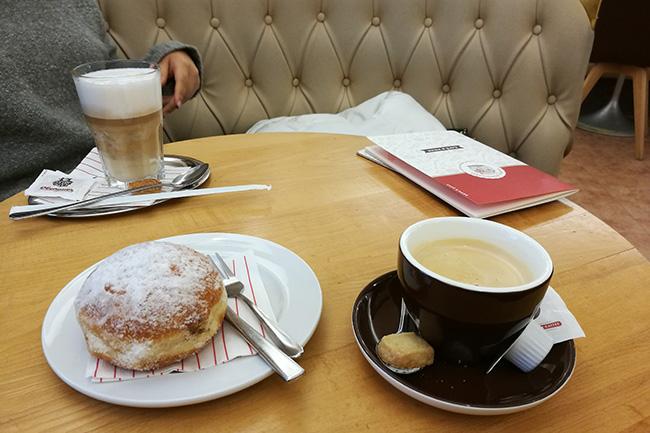 colazione a Treviri