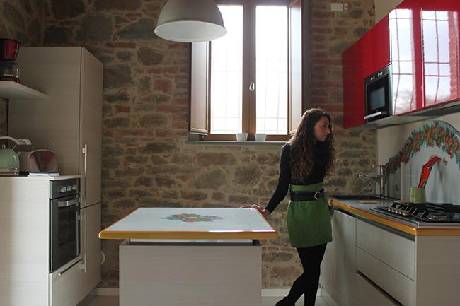 cucina Borgo Giorgione