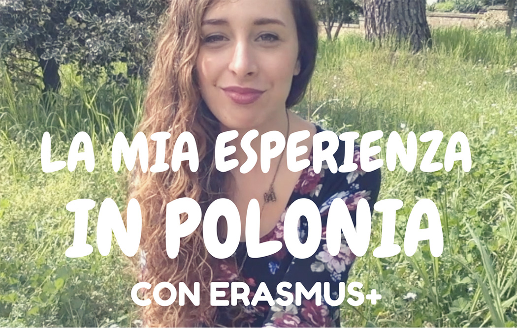 Video: La mia esperienza in Polonia con Erasmus+