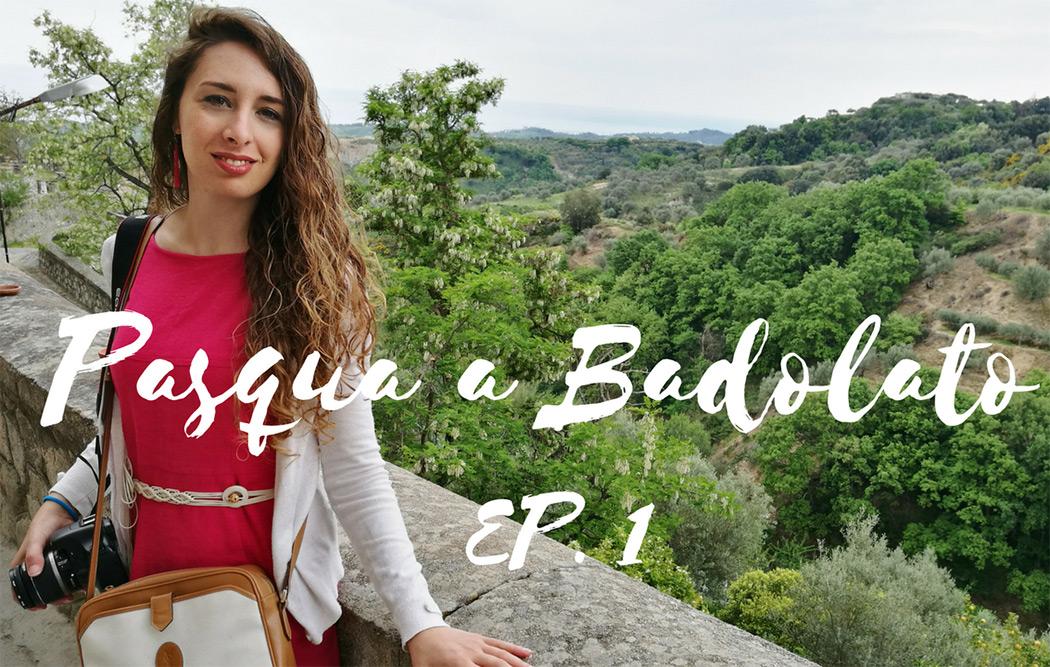 Pasqua a Badolato – Episodio 1 (video)