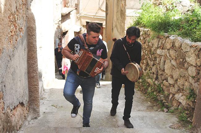 musicisti folk