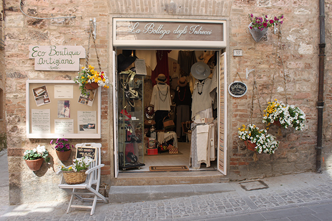 bottega a Spello