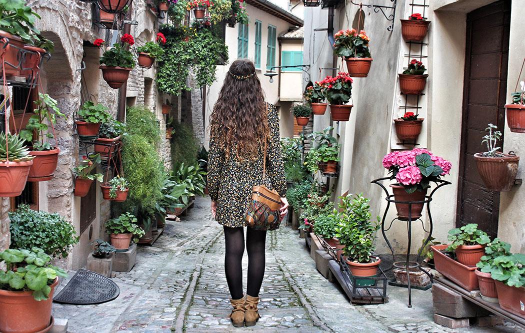 Un giorno a Spello: cosa vedere nella capitale dei fiori