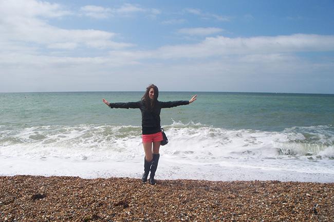 mare a Brighton
