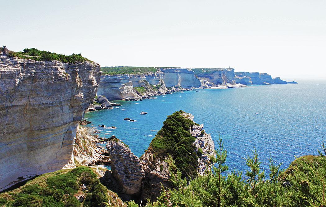 Le bocche di Bonifacio: i fiordi del sud della Corsica
