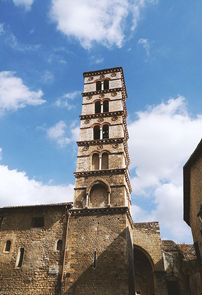cattedrale di Santa Maria Assunta di Sermoneta