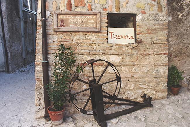 scorcio Santo Stefano di Sessanio
