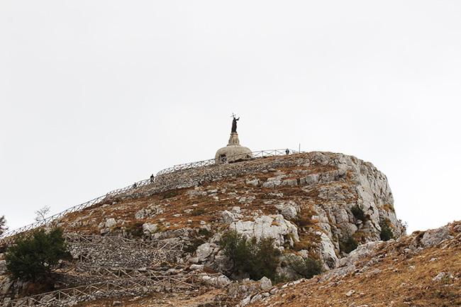 cima del Redentore