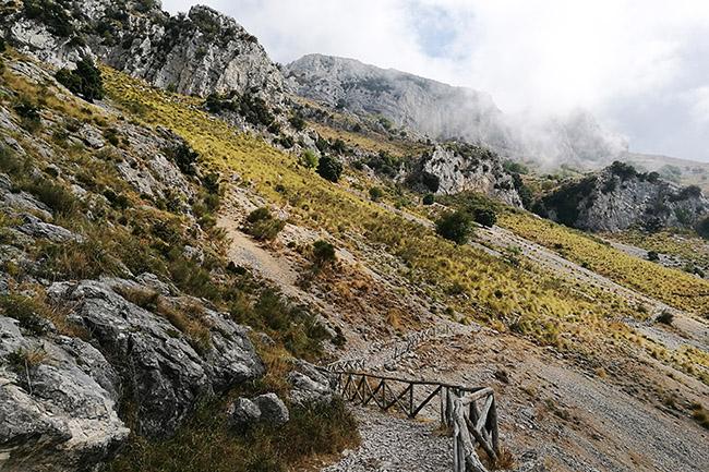 sentiero di San Michele
