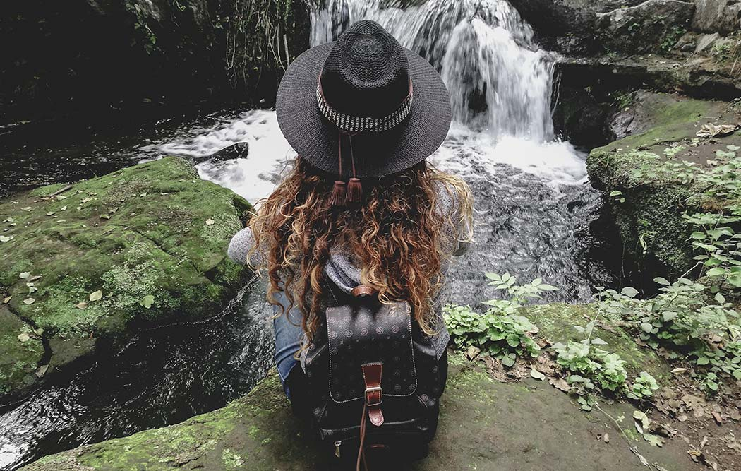 Una passeggiata alle suggestive cascate di Monte Gelato
