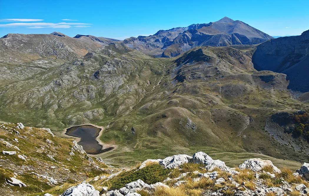 Trekking nel Lazio: escursione al lago della Duchessa