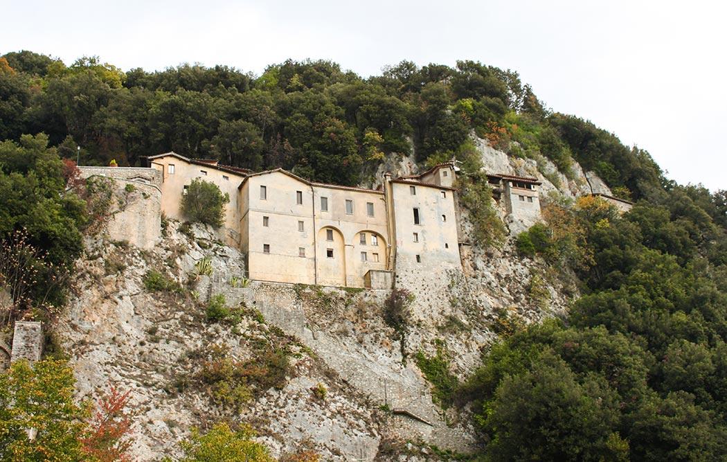 Greccio: il borgo in cui è nato il presepe