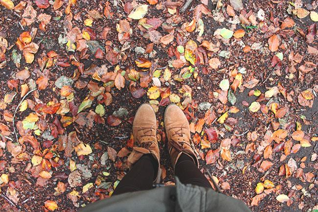 autunno nella Tuscia
