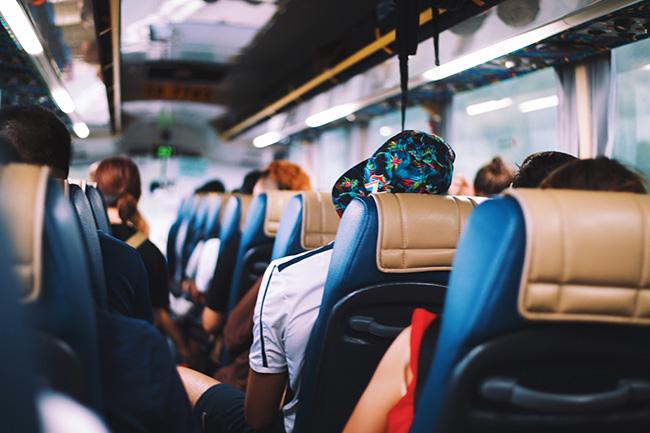 come muoversi nella tuscia con i bus