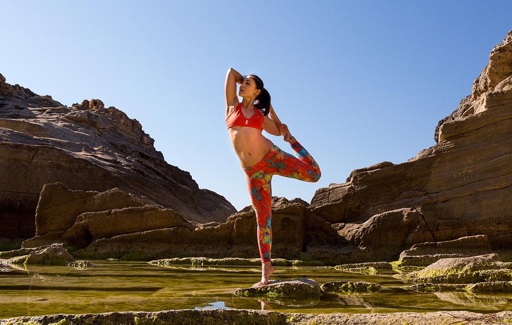 Yoga in viaggio: scopri come praticarlo!