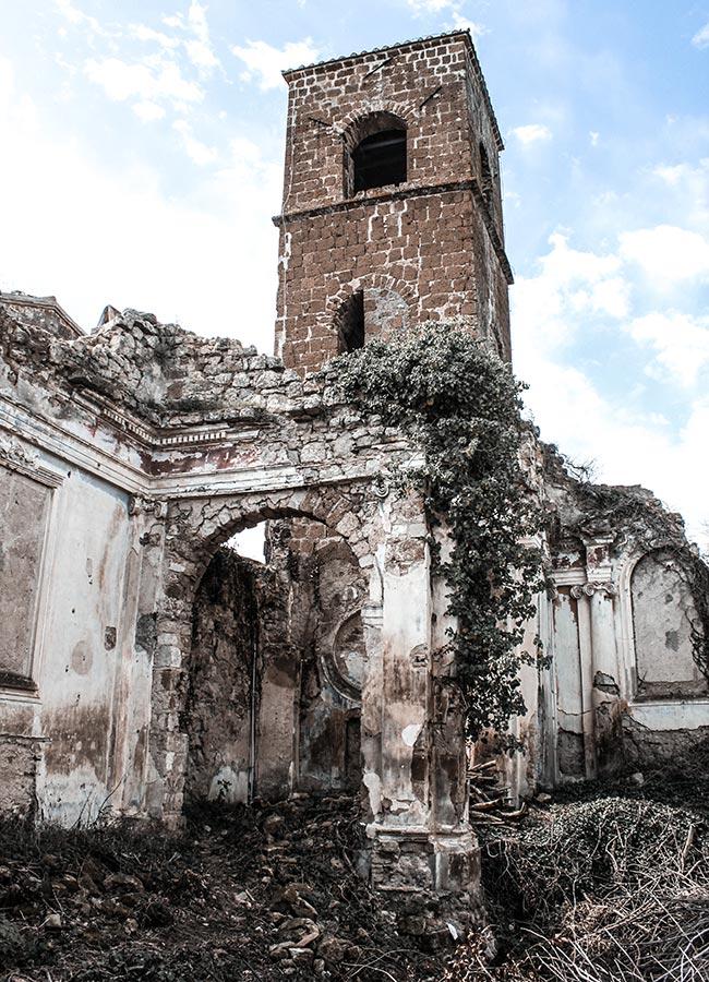rovine di Celleno