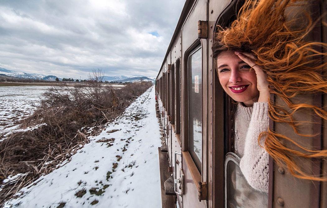 Transiberiana d'Italia: un viaggio slow su un treno storico