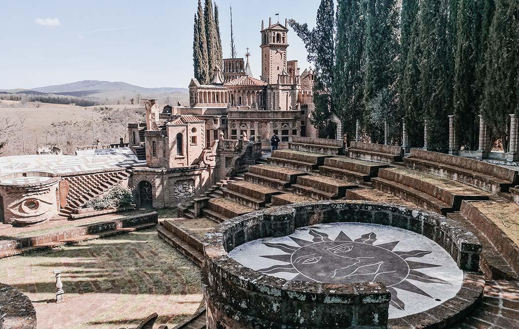 La Scarzuola, un luogo magico in Umbria