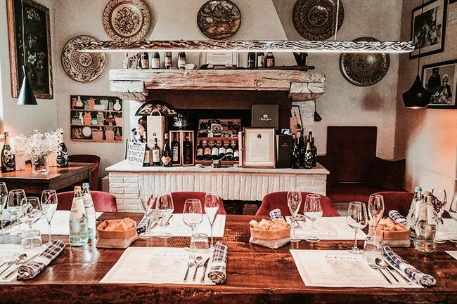 La Cucina San Pietro a Pettine